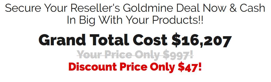 Resellers Goldmine