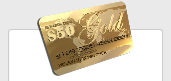 How To Get Your $50 Gift Card… No Kidding!